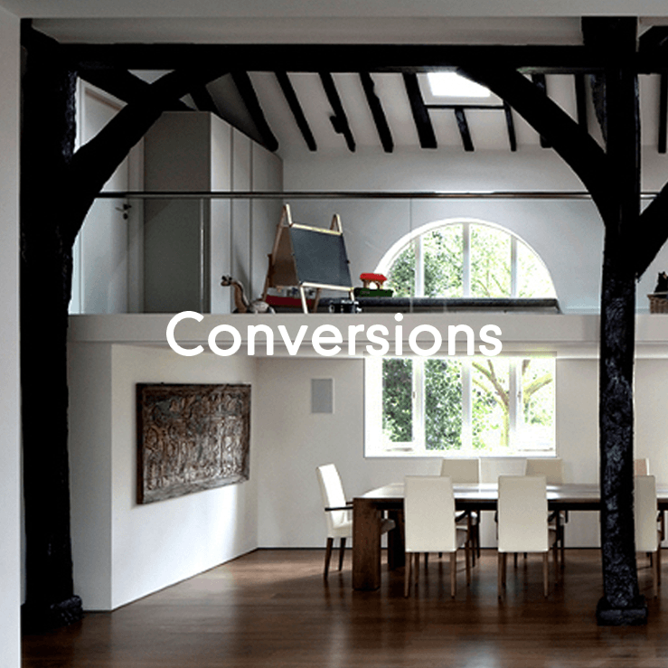 home conversion architect