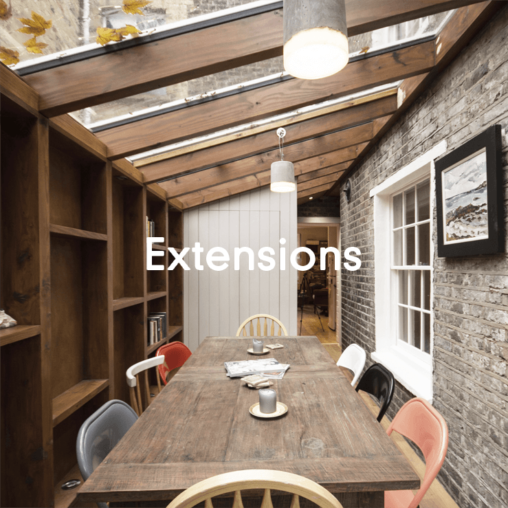 find a home extension architect