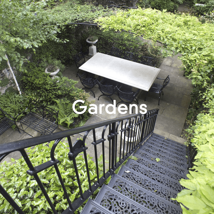 find a local garden designer