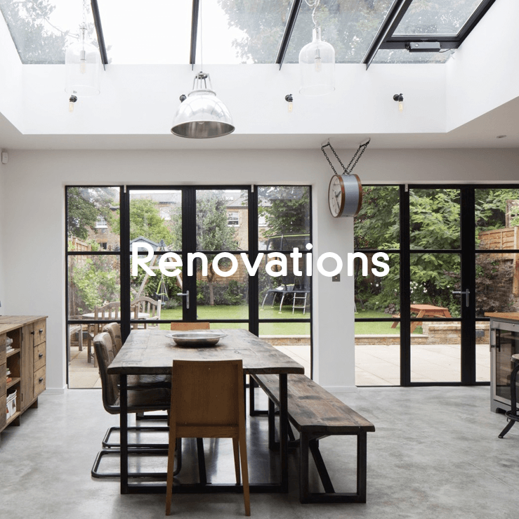 Find an architect for your home renovation