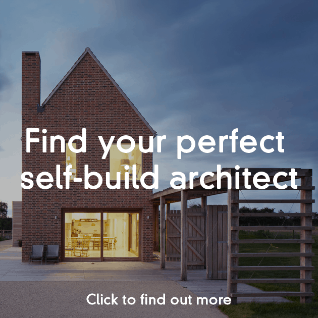 architect for self-build