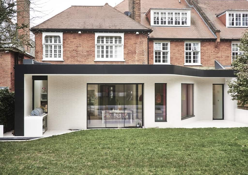 house architects north london