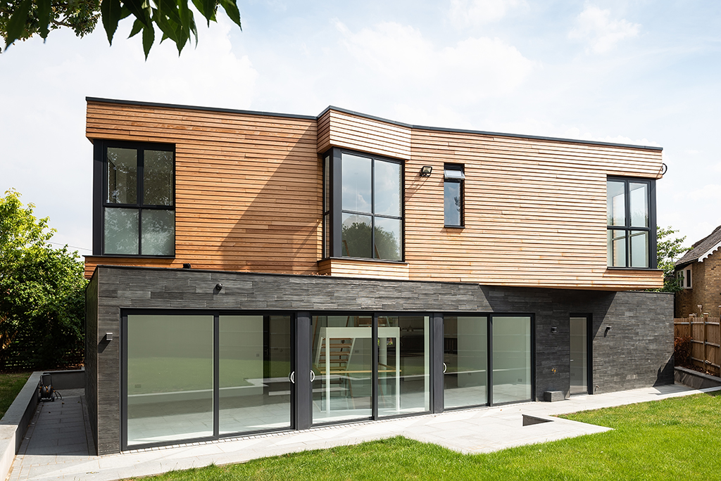 </p> <p>Find your ideal home design pro on designfor-me.com - get matched and see who's interested in your home project. Click image to see more inspiration from our design pros</p> <p>Design by Kris, architectural designer from Fenland, East of England</p> <p>#architecture #homedesign #modernhomes #homeinspiration #timbercladding #glazing #architecturalglazing #naturallight #selfbuilds #selfbuildinspiration #selfbuildideas #granddesigns </p> <p>