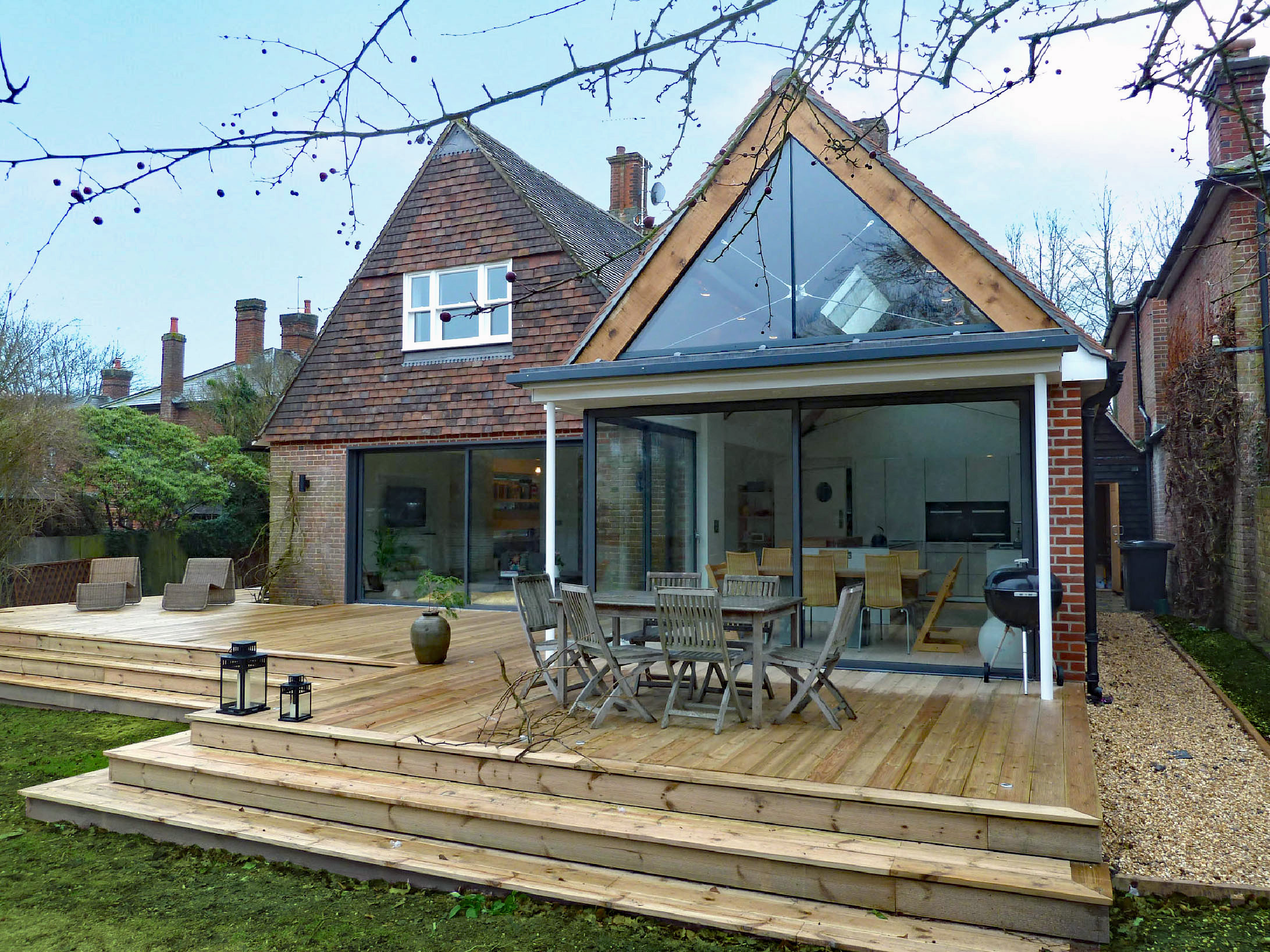 </p> <p>Find your ideal home design pro on designfor-me.com - get matched and see who's interested in your home project. Click image to see more inspiration from our design pros</p> <p>Design by Jennifer, architectural designer from Waverley, South East</p> <p>#architecture #homedesign #modernhomes #homeinspiration #extensions #extensiondesign #extensioninspiration #extensionideas #houseextension #glazing #architecturalglazing #naturallight #slidingdoors </p> <p>