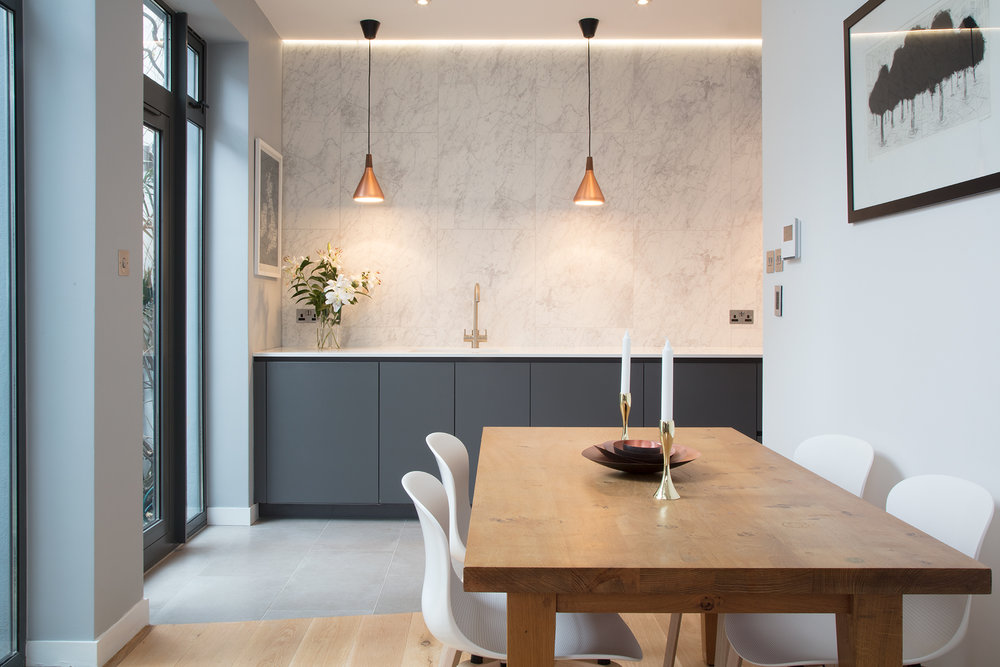 </p> <p>Find your ideal home design pro on designfor-me.com - get matched and see who's interested in your home project. Click image to see more inspiration from our design pros</p> <p>Design by Marek, interior designer from Southwark, London</p> <p> #interiordesign #interiors #homedecor #homeinspiration #kitchens #kitchendesign #kitcheninspiration #kitchenideas #kitchengoals </p> <p>