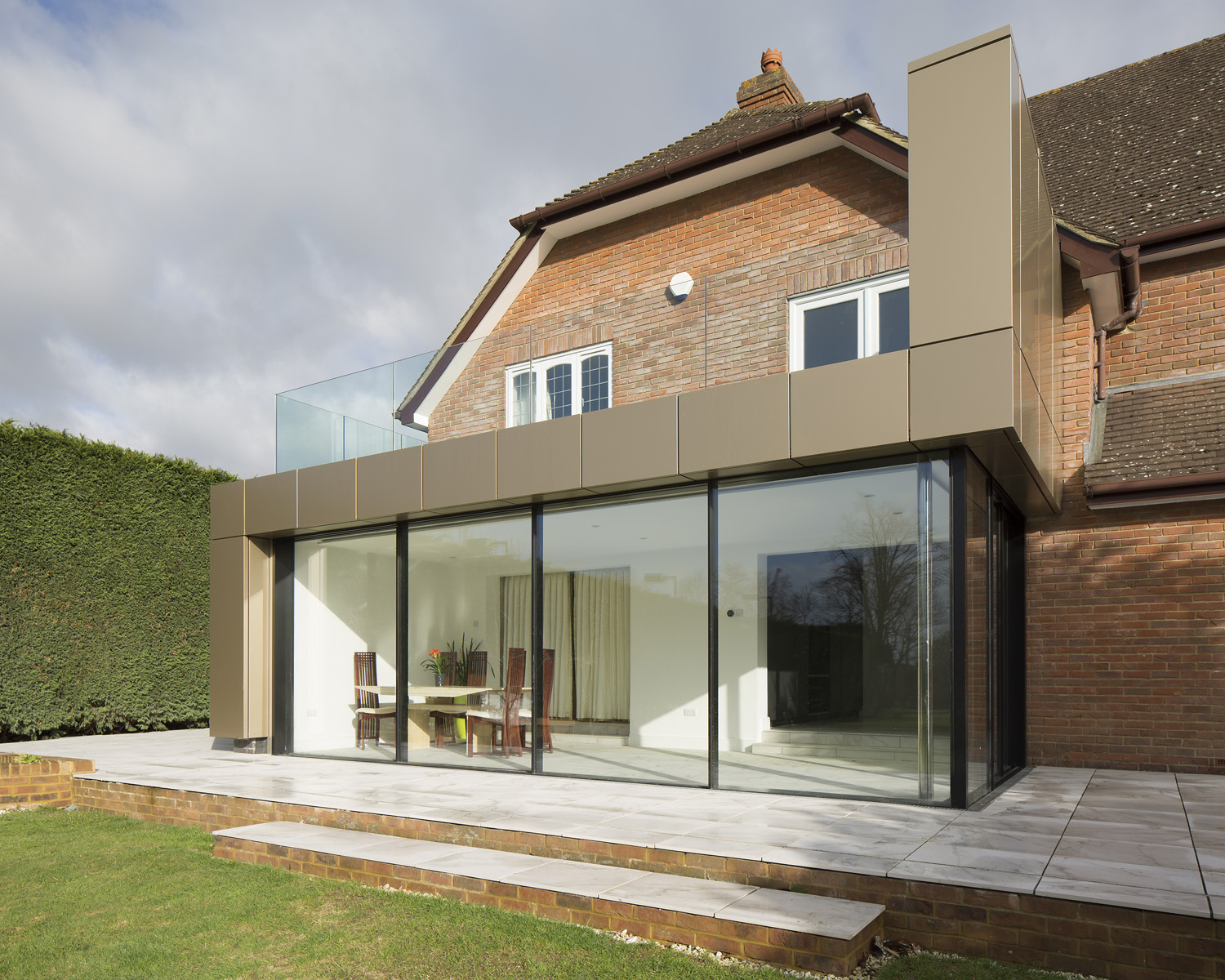 </p> <p>Find your ideal home design pro on designfor-me.com - get matched and see who's interested in your home project. Click image to see more inspiration from our design pros</p> <p>Design by Ben, architect from Mole Valley, South East</p> <p>#architecture #homedesign #modernhomes #homeinspiration #extensions #extensiondesign #extensioninspiration #extensionideas #houseextension #slidingdoors </p> <p>