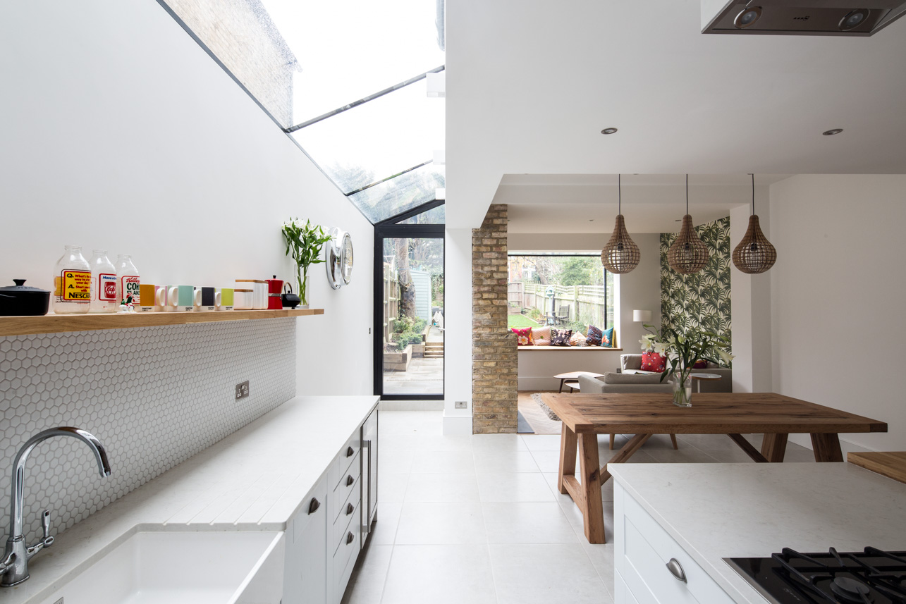 </p> <p>Find your ideal home design pro on designfor-me.com - get matched and see who's interested in your home project. Click image to see more inspiration from our design pros</p> <p>Design by Peter, architect from Islington, London</p> <p>#architecture #homedesign #modernhomes #homeinspiration #kitchens #kitchendesign #kitcheninspiration #kitchenideas #kitchengoals #sideextensions #sidereturn #sideextensionideas </p> <p>