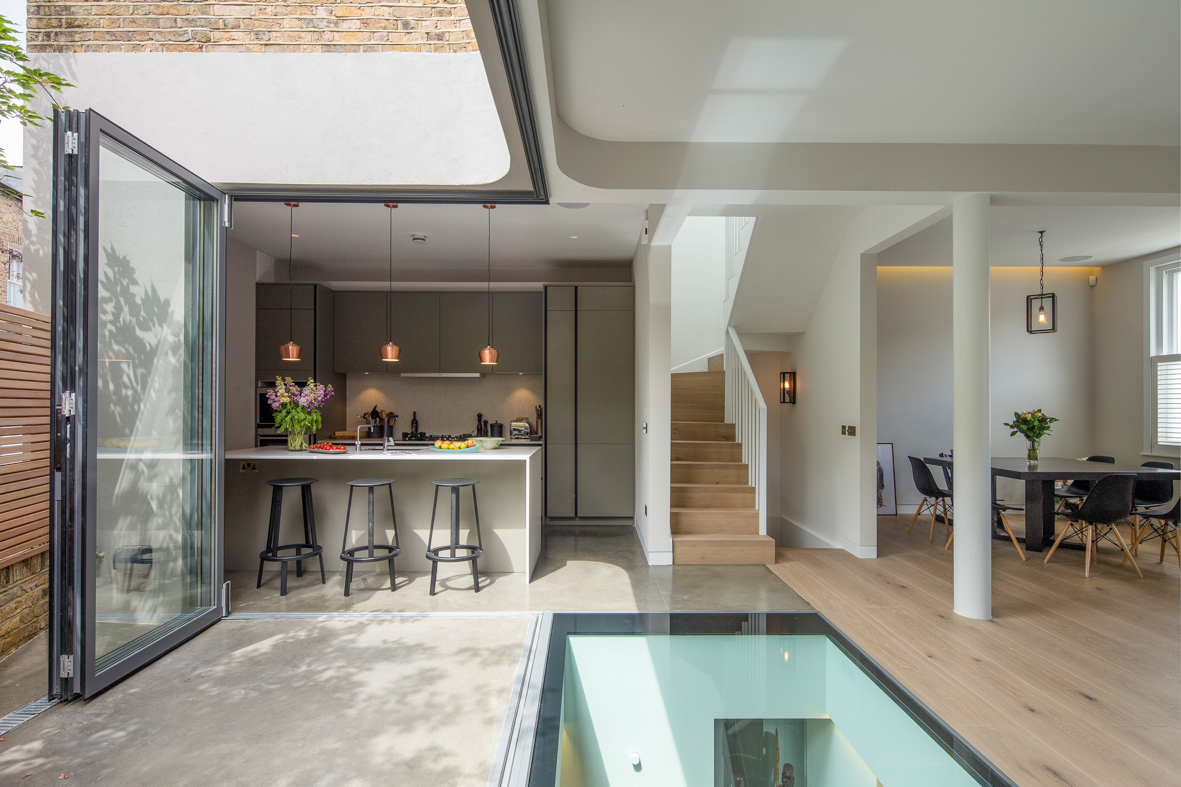 </p> <p>Find your ideal home design pro on designfor-me.com - get matched and see who's interested in your home project. Click image to see more inspiration from our design pros</p> <p>Design by Neil, architect from Islington, London</p> <p>#architecture #homedesign #modernhomes #homeinspiration #kitchens #kitchendesign #kitcheninspiration #kitchenideas #kitchengoals #extensions #extensiondesign #extensioninspiration #extensionideas #houseextension #skylights #rooflights </p> <p>