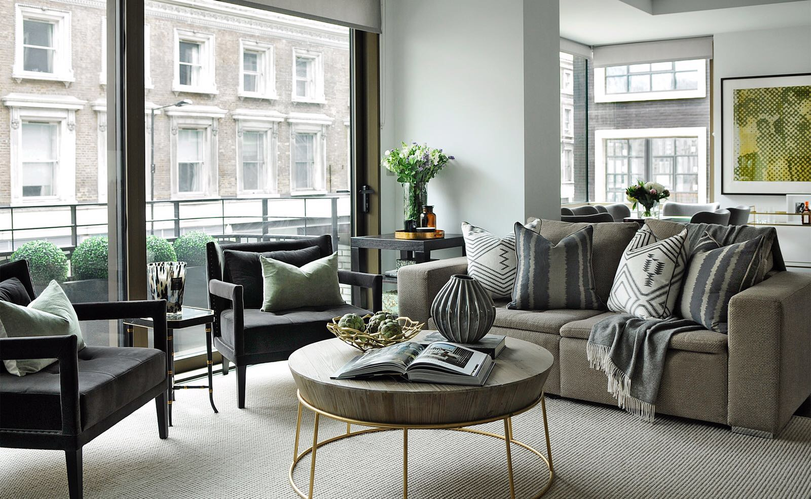 </p> <p>Find your ideal home design pro on designfor-me.com - get matched and see who's interested in your home project. Click image to see more inspiration from our design pros</p> <p>Design by Laxmi, interior designer from Westminster, London</p> <p> #interiordesign #interiors #homedecor #homeinspiration #luxuryarchitecture #luxurydecor #luxurydesign #livingrooms #livingroomdesign #livingroominspiration #livingroomideas </p> <p>