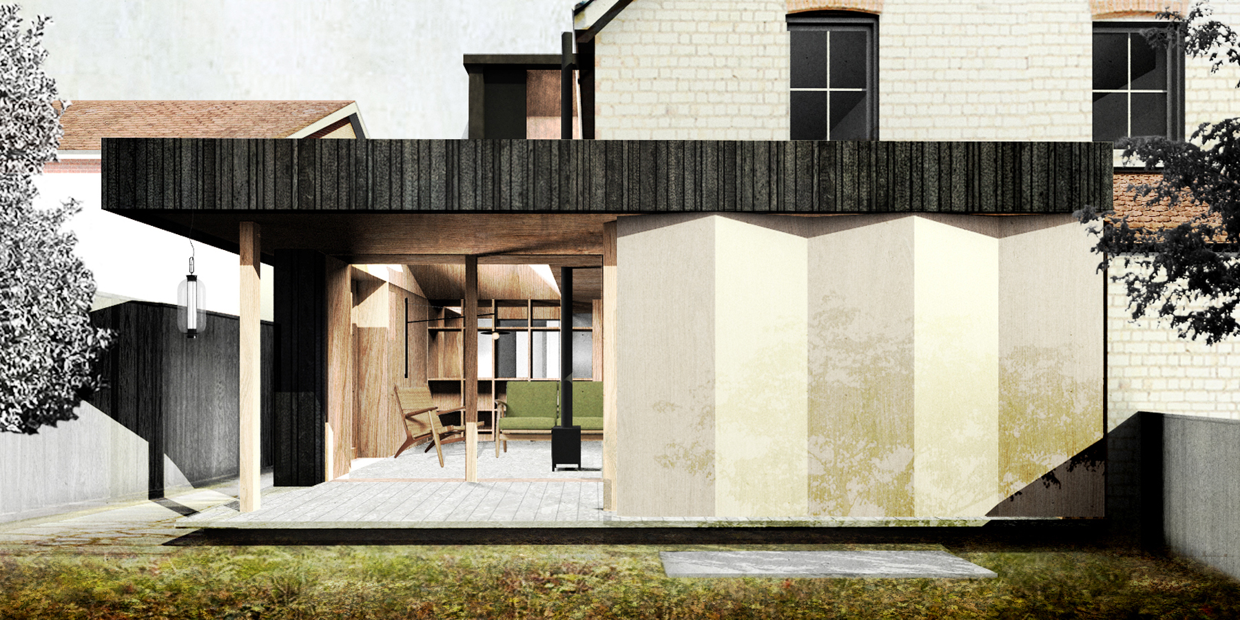 </p> <p>Find your ideal home design pro on designfor-me.com - get matched and see who's interested in your home project. Click image to see more inspiration from our design pros</p> <p>Design by Mark, architect from Westminster, London</p> <p>#architecture #homedesign #modernhomes #homeinspiration #extensions #extensiondesign #extensioninspiration #extensionideas #houseextension #timbercladding #bifolddoors #bifolds </p> <p>