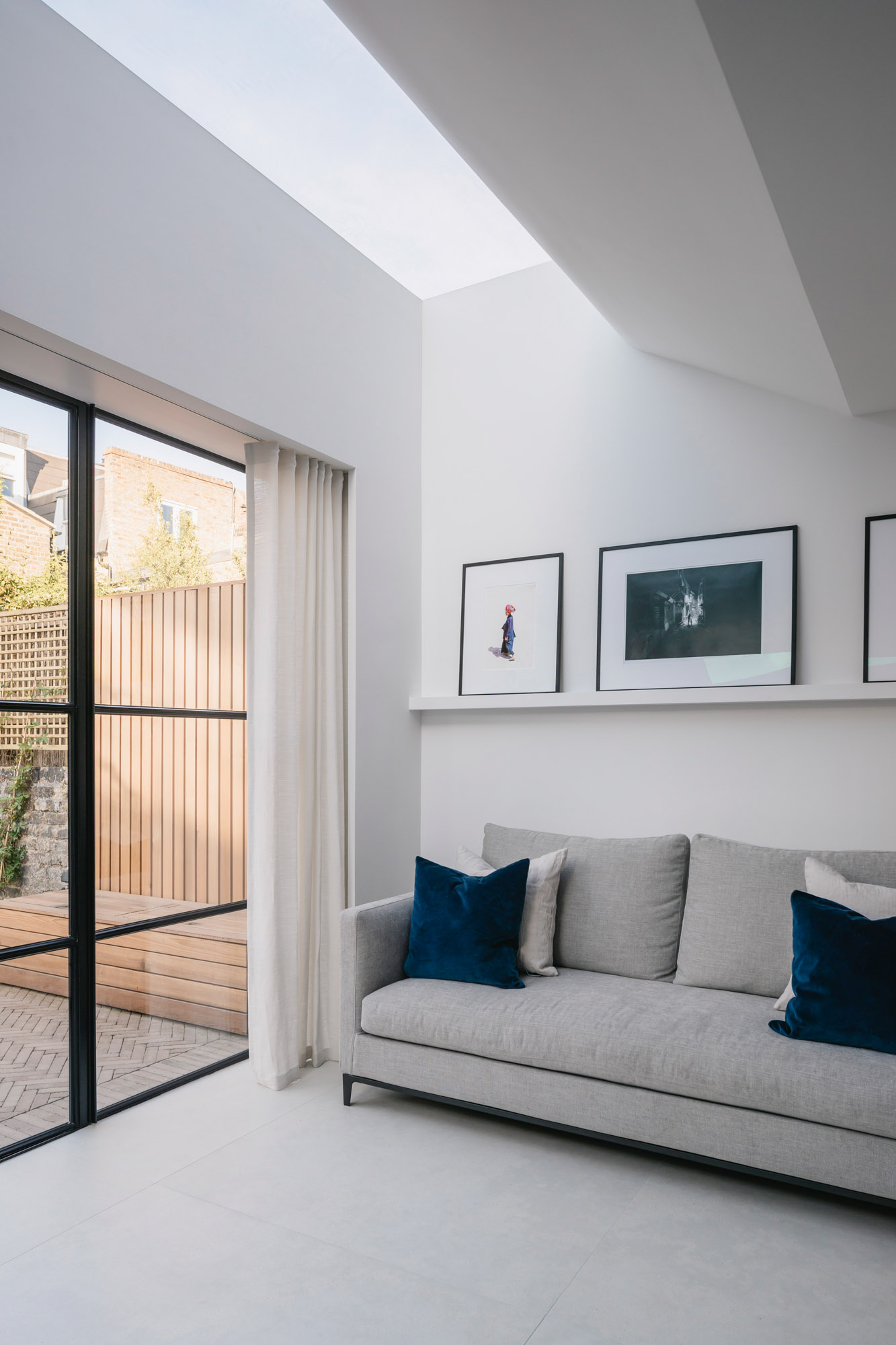 </p> <p>Find your ideal home design pro on designfor-me.com - get matched and see who's interested in your home project. Click image to see more inspiration from our design pros</p> <p>Design by Oliver, architect from Wandsworth, London</p> <p>#architecture #homedesign #modernhomes #homeinspiration #extensions #extensiondesign #extensioninspiration #extensionideas #houseextension #minimalistarchitecture #minimalistdecor #minimalistdesign #miminalism #glazing #architecturalglazing #naturallight #skylights #rooflights </p> <p>